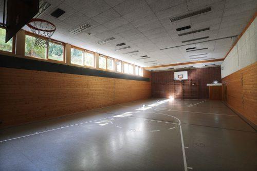 Sporthalle Bernhäuser Forst