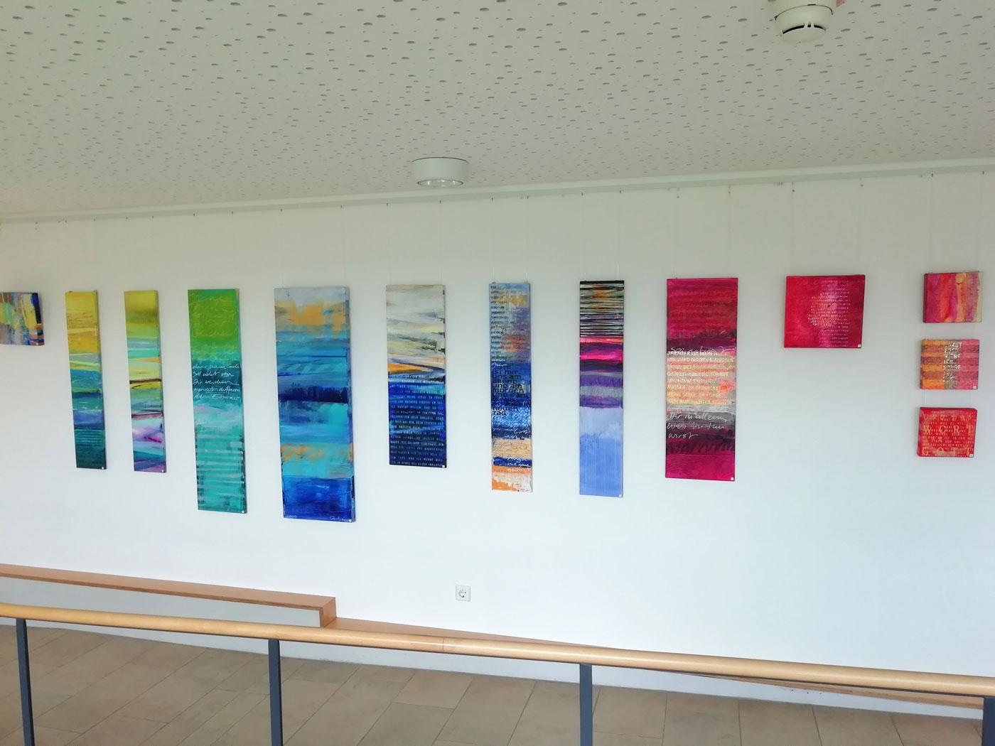 Werke von Dorothee Krämer